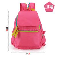 小学生书包双肩包男女童 女孩书包小孩旅游春游休闲儿童背包旅行