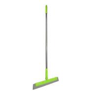 普润 多功能神奇魔法扫把魔术扫帚 刮水器地刮扫 伸缩杆小头款颜色*