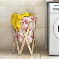 可折叠脏衣篓宜家家居布艺收纳筐脏衣服浴室洗衣篮旗舰家具店
