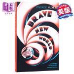 【中商原版】美丽新世界 英文原版 文学小说 Brave New World Aldous Huxley 赫胥黎作品 二
