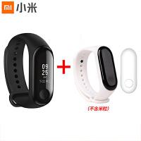xiaomi/小米手环3代+白色腕带 定制版