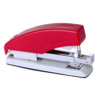 齐心B3017 办公用品 按键式省力订书机 订书器12#