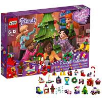 当当自营 乐高好朋友系列2018圣诞倒数日历41353 LEGO积木玩具