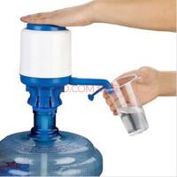 4只装厨房泵水器压水器/桶装水手压泵抽水器桶装水抽水器手压式纯净水桶压水器饮水机龙头矿泉水吸水器大桶