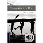 Oxford Bookworms Library: Level 4: Three Men In A Boat MP3