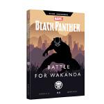 英文原版 漫威超级英雄故事.黑豹 Black Panther: Battle for Wakanda(赠英文音频与单词随身查APP)