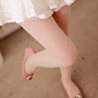 夏季显瘦蕾丝公主黑色丝袜袜子 女款性感提花打底连裤袜 均码