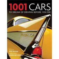 1001 Cars to Dream of Driving Before You Die,1001 Cars to D