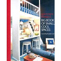 APARTMENT THERAPY'S BIG BOOK O(ISBN=9780307464606)