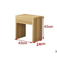 简易电脑桌长条办公桌窄桌家用学习写字台简约卧室书桌台式小桌子