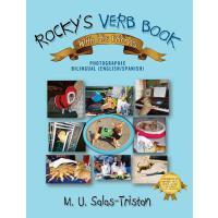 【预订】Rocky's Verb Book with His Friends: Photographic Biling
