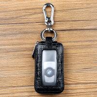 男士多功能真皮遥控汽车钥匙包通用套智能个性车钥匙扣头层牛皮小