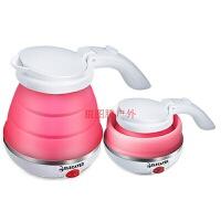 旅行折叠电热烧水壶迷你茶水壶便携式电热水杯