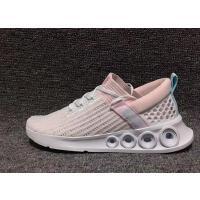 安踏女鞋运动鞋2020新款能量环跑步鞋缓震网面休闲鞋跑鞋12928888