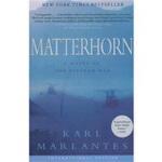 Matterhorn (Intl) 英文原版