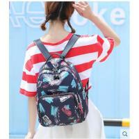 迷你双肩包女韩版潮小背包休闲包包清新时尚学生个性涂鸦书包