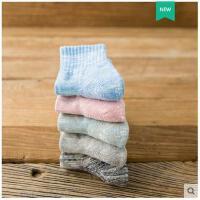 袜子女中筒袜冬季加厚保暖毛巾底纯棉袜长袜女冬天韩版日系学院风
