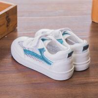 儿童网鞋2夏季镂空透气男童网眼鞋女童鞋网面小白潮鞋