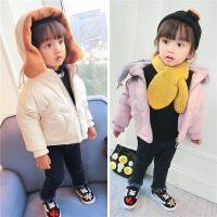 婴幼儿童宝宝时尚棉衣棉袄外套上衣面包服百搭款0-5岁