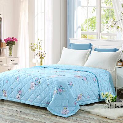 当当优品家纺 可水洗印花夏凉被 150x200双人空调被 安娜蓝