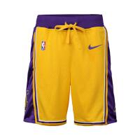 Nike耐克2019年新款男子LAL M NK SHORT COURTSIDE ICON短裤AJ9170-728
