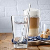 德国WMF福腾宝BARISTA系列拿铁咖啡杯啤酒杯2件套简约欧式玻璃