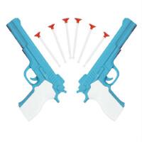 软弹枪儿童玩具枪安全可发射软吸盘塑料男孩软弹枪弹软儿童枪 +2保龄球 标准配置