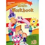 练习册 New Magic International Edition Workbook 1B