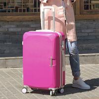 韩国拉杆箱28寸万向轮行李箱拉杆女旅行箱包24寸密码箱26寸学生箱