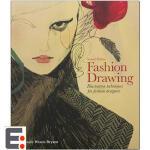 Fashion Drawing 时尚绘图第二版:时装设计师插画技巧 服装插画绘画书籍