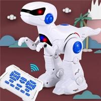 �和�大���涌铸�玩具仿真�游镞b控霸王��智能�C器人男孩玩具