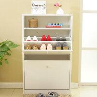 美达斯 鞋柜 简约翻斗鞋柜组合 小户型玄关门厅隔断防尘鞋架子 置物收纳柜子