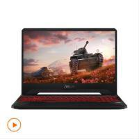 华硕(ASUS)FX86FE8750 15.6英寸飞行堡垒6代游戏本笔记本电脑 I7-8750H 8G 1TB+256