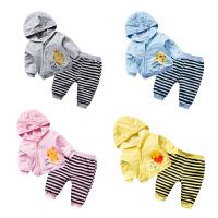 婴儿童装套装春女宝宝季0岁7个月童春装婴幼儿长袖休闲款