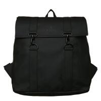 新款丹麦 MSN BAG防雨水双肩包背包电脑包时尚潮流男包女包