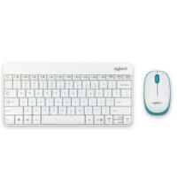 Logitech/罗技 MK245 Nano 白色 精简型键鼠套装 全新盒装正品