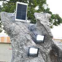 新款 太阳能户外灯家用超亮防水照明路灯新农村太阳灯室内庭院灯