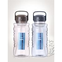 大容量水杯塑料大码太空杯便携户外运动水壶大杯子2000mls2g