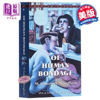 中商原版 Of Human Bondage 人性的枷锁英文版 半自传体小说 人生的枷锁 英文原版书 毛姆代表作