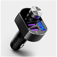车载MP3播放器多功能蓝牙接收器音乐U盘汽车点烟器车载充电器