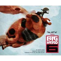 The Art of Big Hero 6,The Art of Big Hero 6
