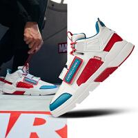 安踏漫威联名款美国队长钢铁侠2020春季新款运动鞋休闲鞋男板鞋91948077