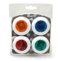 拍立得 一次成像mini7S滤镜 4色LOMO特效镜 迷你7S*