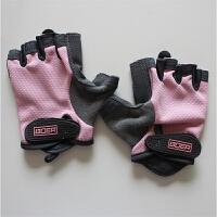 器械健身手套运动手套男女同款防滑半指训练单车健身房哑铃护手掌