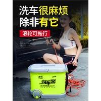高压洗车机12v车载洗车器电动刷车水泵便携式清洗机洗车神器家用