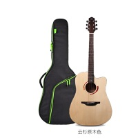米维斯C40寸41寸民谣吉他单板米维斯S男女学生指弹初学入门吉它