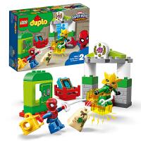 【当当自营】乐高(LEGO)积木 得宝DUPLO 玩具礼物2岁+ 蜘蛛侠对战电王10893