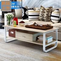 茶几简约现代多功能矮桌简易创意家具茶台小户型组合餐桌客厅茶桌定制 组装