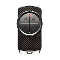 (支持礼品卡)摩托车防盗器带防剪线启动功能双遥控报警器摩托车配件2012 z2p