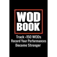 【预订】WOD Book: WOD Crossfit Journal - Cross Training Exercis